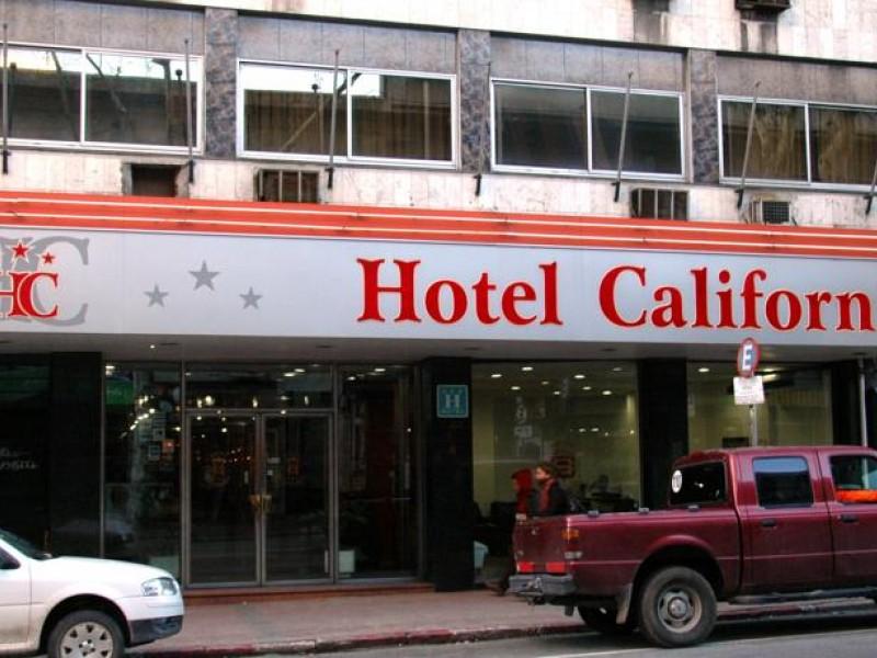 hotel california montevideo: