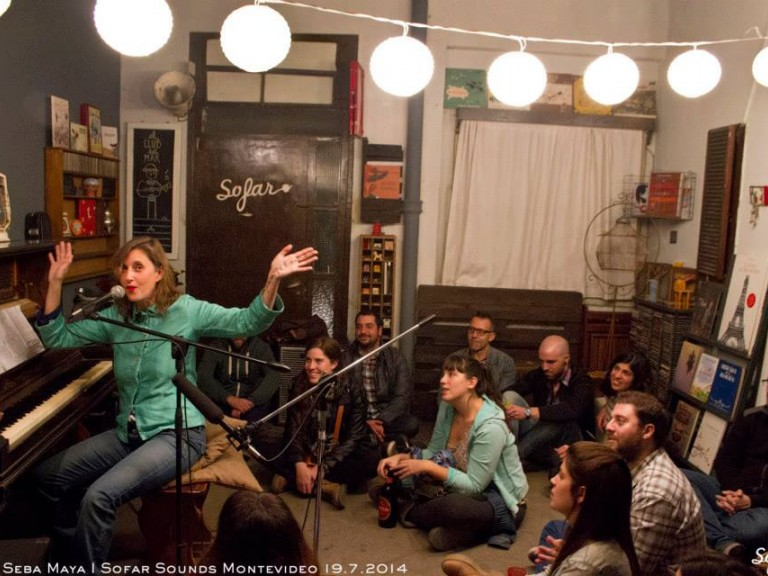 Sofar Sounds Montevideo
